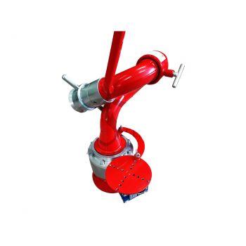 Лафетный ствол ЛС-С20У с гидроосцилляцией