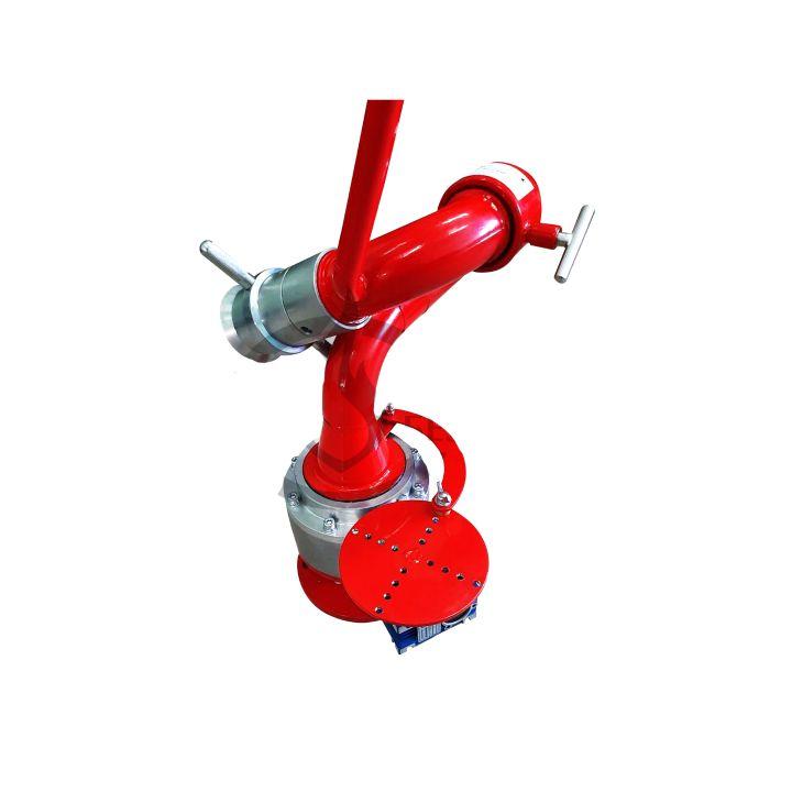 ЛС-С40Уо с гидро осцилляцией Лафетный ствол пожарный