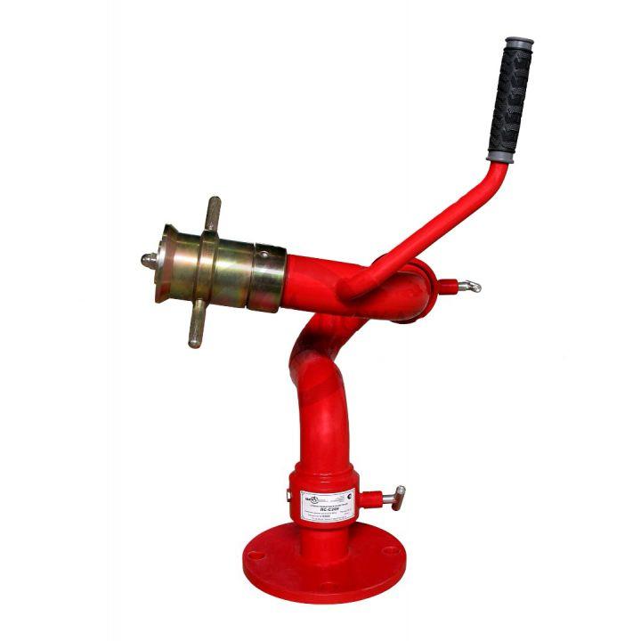 ЛС-С60У Лафетный ствол пожарный стационарный