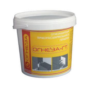 Огнезащитная мастика ОГНЕЗА-ГТ 3 кг