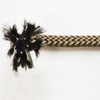 Шнур базальтовый сквозного плетения ШБСП 15х3