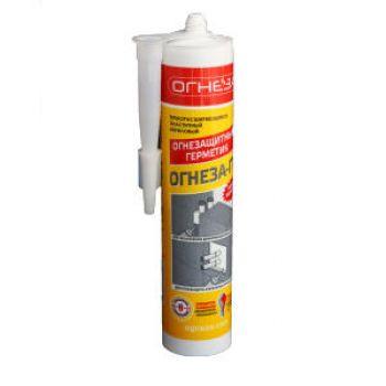 Огнезащитный терморасширяющийся герметик ОГНЕЗА-ГТ 310мл