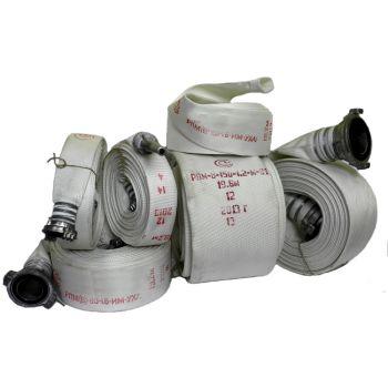 Рукав пожарный Премиум (1,2 Мпа) 100 мм в сборе с ГРВ-100