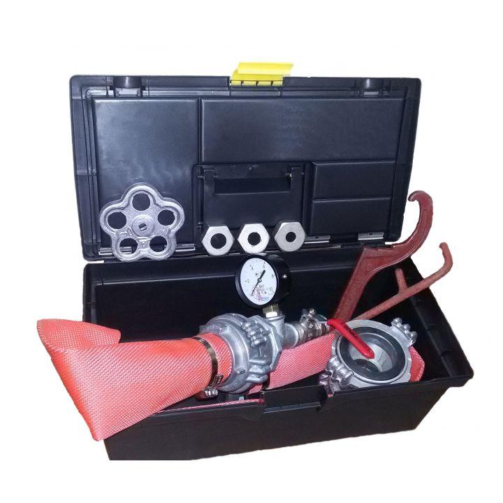 Гидротестер для пожарных кранов (Гидротестер ВП-1)