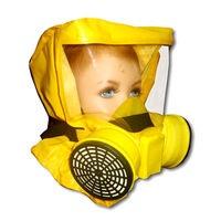 Шанс-Е ч/м Cамоспасатель универсальный фильтрующий малогабаритный (УФМС) Детский