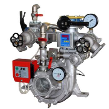 Насос НЦПН-40/100 центробежный пожарный нормального давления (выход 3-и патрубка)