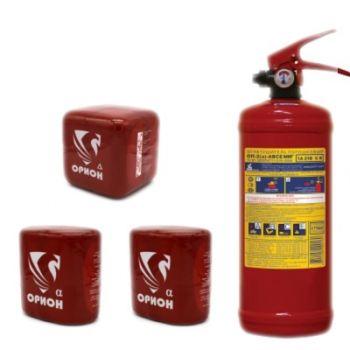 Набор пожарный для легкового автомобиля