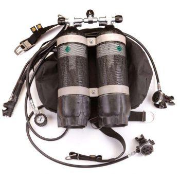 """Водолазный дыхательный аппарат с открытой схемой дыхания ПТС """"АВМ-450"""""""