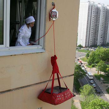 Детская спасательная камера ДСК САМОСПАС-3
