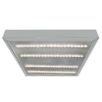 Светильник светодиодный потолочный (накладной, встраиваемый) ССП Экотон