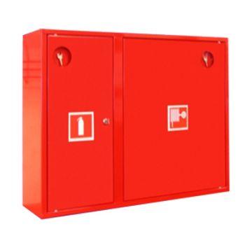 Пожарный шкаф ШПК-315 НЗК (навесной, закрытый, красный)