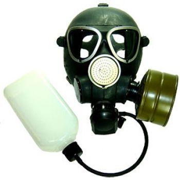 Противогаз ГП-7В гражданский фильтрующий с питьевым устройством