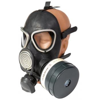 Противогаз ГП-7Б гражданский фильтрующий (МП-07 с ФПК ГП-7кБ)