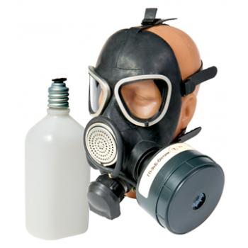 Противогаз ГП-9В гражданский фильтрующий (МП-04 с ФПК ГП-9кБ-Оптим)