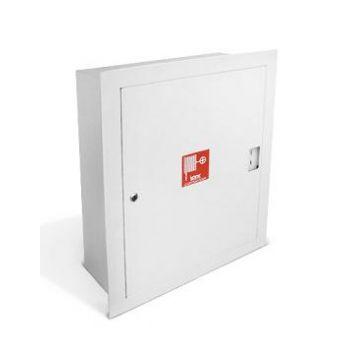 Пожарный шкаф ШПК-310 ВЗБ (встроенный, закрытый, белый)