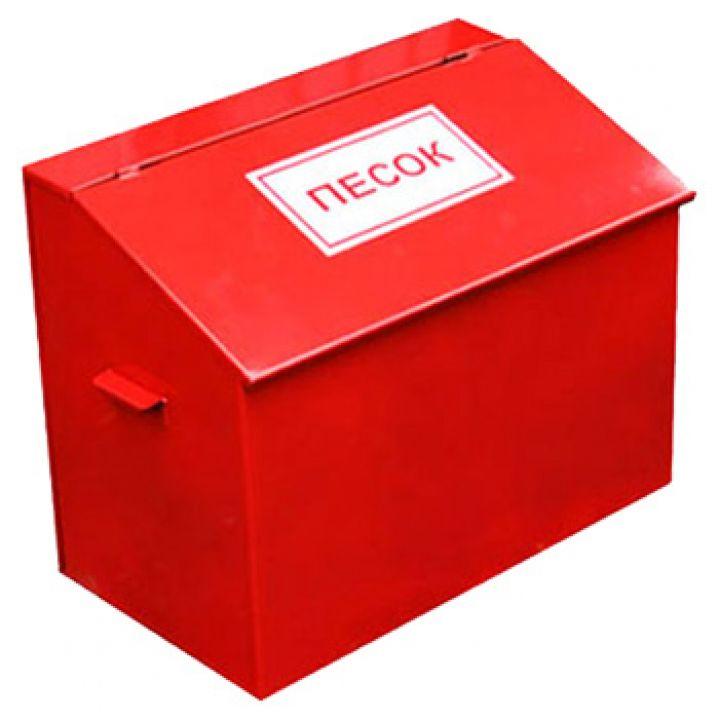 0,3 мЗ Ящик пожарный для песка