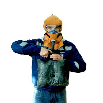 Самоспасатель СИП-1М изолирующий противопожарный