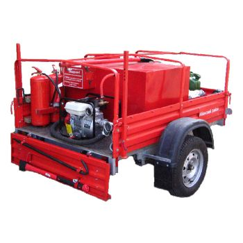 Огнеборец - 570Д-04 Пожарно-спасательный комплекс / пожарный прицеп