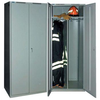 Шкаф для хранения боевой одежды пожарного и снаряжения ПТС-74.00.510