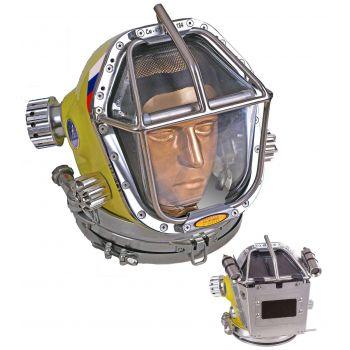 Шлем водолазный вентилируемый См-41В